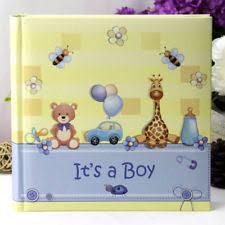 baby boy album baby boys books albums ebay