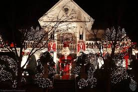 dyker heights christmas lights 2017 how to get there without a tour