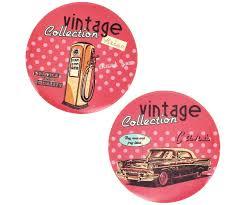 pompe essence vintage lot 6 magnet frigo pub rétro vintage usa collection sweet phone 6106