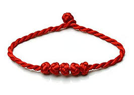 red rope bracelet images 12pcs lucky string rope strap lucky red rope cord jpg