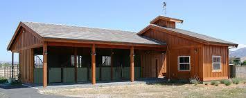 Horse Barns With Apartments Plans Horse Barn Design Ideas Interior Design