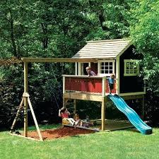 Backyard Swing Set Ideas Cheap Swingsets Best Of Child Swing Plans And Best Wooden Swing