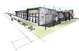 House Design Drafting Perth by Gerry Kho Architects Perth Commercial Sketch Of Dayton Community