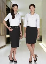 ladies knee length skirt trousers shorts u0026 skirts the uniform