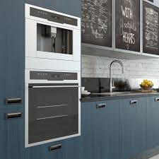 3d model scavolini diesel kitchen blue cgtrader