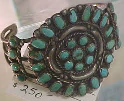 vintage turquoise bracelet images Mamarchivepage24 jpg