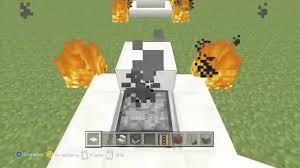 minecraft xbox 360 how to make a smoke machine youtube