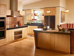 Maple Kitchen Cabinets And Wall Color Kitchen Cabinets Brown Country Kitchen Cabinets Closed