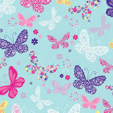 kids wrapping paper birthday celebrate kids gift wrap paper butterfly gift wrap