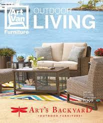 art van outdoor furniture home design