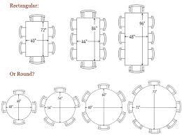 design table cuisine dimension standard clermont ferrand 1631