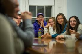 Amherst College by Acclimating At Amherst College After Orientation Ends The