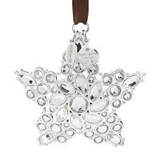 kate spade bejeweled annual ornament 2016 silver superstore