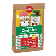 pirates ahoy paper bag craft kit mudpuppy