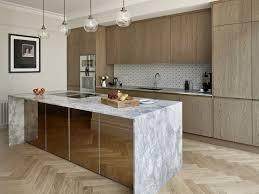 urban chic kitchen edmondson interiors bespoke kitchens