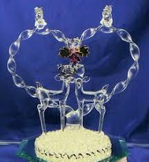 buck and doe wedding cake topper awwwww buck doe cake topper when i find that