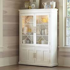 Birch Lane Lisbon Solid Rubberwood Lighted China Cabinet Reviews