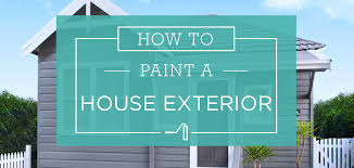 how to prepare exterior walls for painting taubmans paint a house