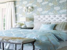 white walls bedroom ideas contemporary wallpaper accent wall