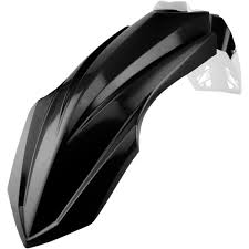 cycra cycralite front fender for yz250f 10 14 solomotoparts com