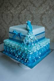 bird of paradise wedding cake design cakecentral com