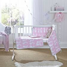 rabbit crib bedding buy clair de lune 2pc crib bedding set stardust