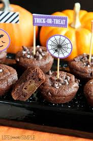halloween toppers halloween cupcake toppers life made simple