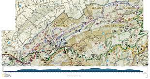Appalachian Trail Virginia Map by Iron Mountain 100k Mountain Bike Race Event Details