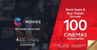 gmovies now showing in cinemas