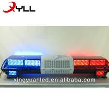 led emergency light bars cheap police lights bar siren and speaker police light bar ambulance