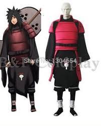 Naruto Costumes Halloween Introducing Mtxc Mens Naruto Cosplay Costume Madara Uchiha