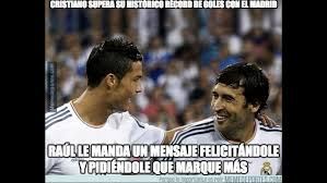 Memes De Cristiano Ronaldo - memes por los 323 goles de cristiano ronaldo con el real madrid