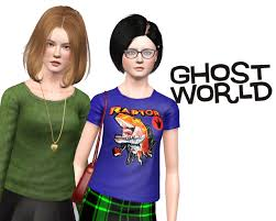 ghost world my sims 3 ghost world enid coleslaw doppelmeyer