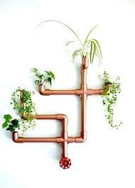 planters that hang on the wall wall mounted planters wall mounted planter ideas wall hanging