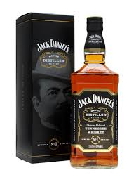 Jack Daniels Flag Jack Daniel U0027s Master Distiller 1 Litre The Whisky Exchange