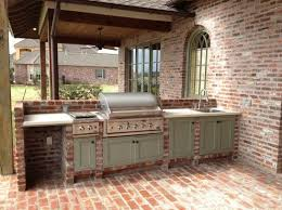 outdoor kitchen faucets 19 best covered outdoor rooms kitchens and outdoor fireplaces