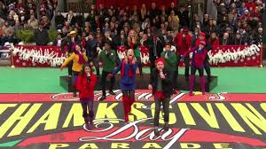 the sing performance from the 2010 macy s thanksgiving day