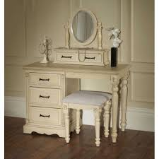 Mirrored Furniture Bedroom Home Decoration Wooden On Parquet Wood Flooring Closed To