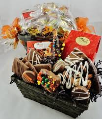 gourmet chocolate gift baskets fall colors gift basket handmade gourmet chocolate treats