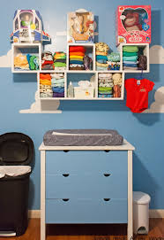 Diapers Changing Table 13 Inspired Cloth Storage Ideas Laundry