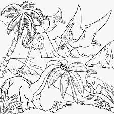 dinosaur drawing for kids free coloring pages printable pictures