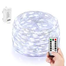 Battery Operated Mini Led String Lights by Home