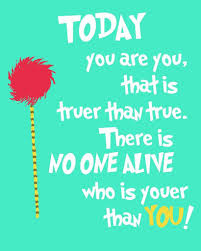 happy birthday dr seuss thanks for being an inspiration
