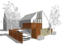 Build A Two Car Garage In Search Of Density Denver Developers Look To Backyards And Alleys