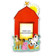 barnyard farm birthday invitations baby cachet
