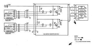 fuel quantity indicating system schematic diagram