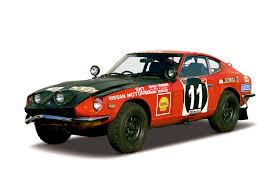 nissan frontier trim code z historic safari rally z being restored by nissan restoration club