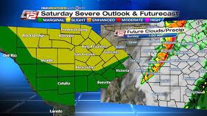 Weather Channel Radar San Antonio Texas Ksat Weather Blog Severe Storms Pound Portions Of Texas