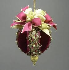 32 best velvet ornaments images on handmade