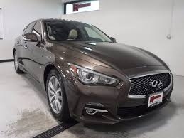2014 used infiniti q50 4dr premium awd sedan w leather navigation